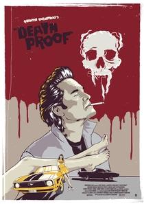 À Prova de Morte - Poster / Capa / Cartaz - Oficial 10