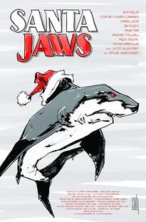 Santa Jaws - Poster / Capa / Cartaz - Oficial 1