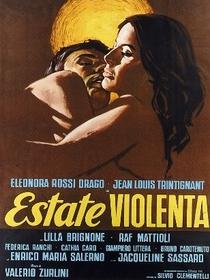 Verão Violento - Poster / Capa / Cartaz - Oficial 3