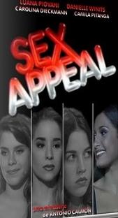 Sex Appeal - Poster / Capa / Cartaz - Oficial 2