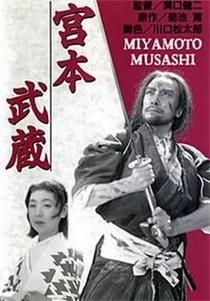 Miyamoto Musashi - Poster / Capa / Cartaz - Oficial 1