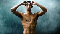 A evolução de Michael Phelps - Poster / Capa / Cartaz - Oficial 1
