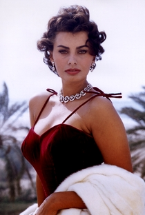 Sophia Loren - Poster / Capa / Cartaz - Oficial 5