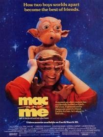 Mac - O Extraterrestre - Poster / Capa / Cartaz - Oficial 2