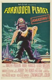 Planeta Proibido - Poster / Capa / Cartaz - Oficial 1