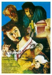 A Casa de Frankenstein - Poster / Capa / Cartaz - Oficial 8