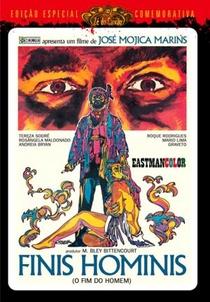 Finis Hominis - O Fim do Homem - Poster / Capa / Cartaz - Oficial 2