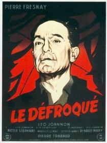 Le Défroqué - Poster / Capa / Cartaz - Oficial 2