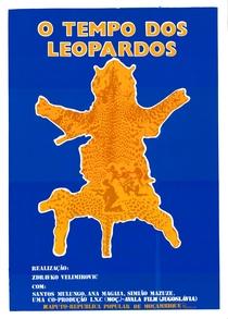 O Tempo dos Leopardos - Poster / Capa / Cartaz - Oficial 1