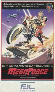 Mega Force - O Esquadrão do Terror - Poster / Capa / Cartaz - Oficial 2