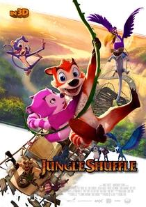 Jungle Shuffle - Poster / Capa / Cartaz - Oficial 1