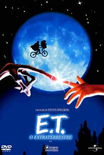 E.T.: O Extraterrestre - Poster / Capa / Cartaz - Oficial 2