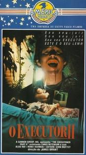 O Executor 2 - Poster / Capa / Cartaz - Oficial 2