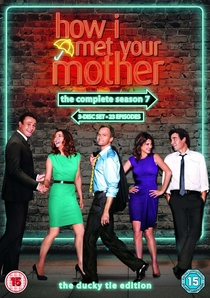 How I Met Your Mother (7ª Temporada) - Poster / Capa / Cartaz - Oficial 1