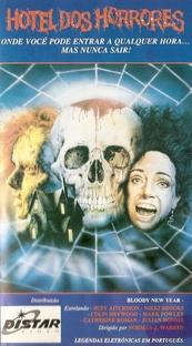 Hotel dos Horrores - Poster / Capa / Cartaz - Oficial 2