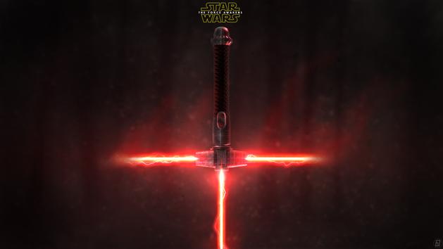 [VIDEO] STAR WARS VII: o novo sabre de luz funciona?