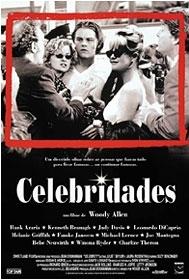 Celebridades - Poster / Capa / Cartaz - Oficial 2