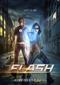 The Flash (4ª Temporada) - Poster / Capa / Cartaz - Oficial 3