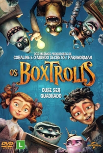 Os Boxtrolls - Poster / Capa / Cartaz - Oficial 6