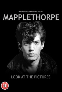 Mapplethorpe: Olhe as Fotografias - Poster / Capa / Cartaz - Oficial 1
