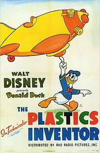 The Plastics Inventor - Poster / Capa / Cartaz - Oficial 1