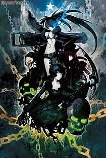 Black Rock Shooter - Poster / Capa / Cartaz - Oficial 3