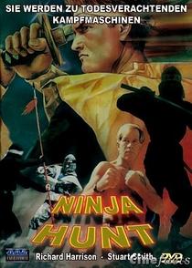 Ninja Hunt - Poster / Capa / Cartaz - Oficial 3