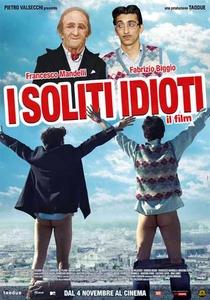 I soliti idioti - Poster / Capa / Cartaz - Oficial 1