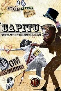 Capitu - Poster / Capa / Cartaz - Oficial 2