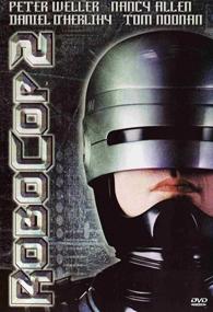 RoboCop 2 - Poster / Capa / Cartaz - Oficial 2