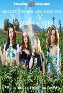 Desperate Hippies - Poster / Capa / Cartaz - Oficial 1