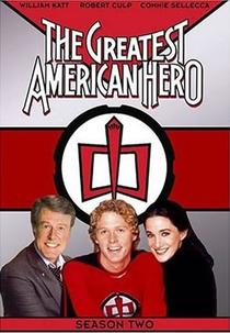 Super-Herói Americano - Poster / Capa / Cartaz - Oficial 1