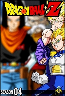 Dragon Ball Z (4ª Temporada) - Poster / Capa / Cartaz - Oficial 24