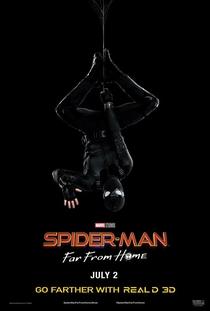 Homem-Aranha: Longe de Casa - Poster / Capa / Cartaz - Oficial 5