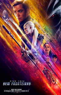 Star Trek: Sem Fronteiras - Poster / Capa / Cartaz - Oficial 20