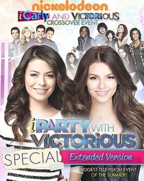 iCarly: Festa com Brilhante Victoria - Poster / Capa / Cartaz - Oficial 1