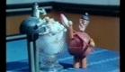 Os Dois Heróis - Animação Stop Motion - O despertador - Glub Glub