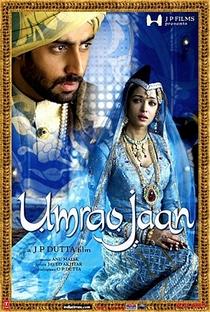 Umrao Jaan - Poster / Capa / Cartaz - Oficial 4