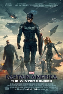 Capitão América 2: O Soldado Invernal - Poster / Capa / Cartaz - Oficial 1