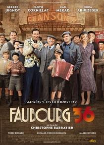 Paris 36 - Poster / Capa / Cartaz - Oficial 2