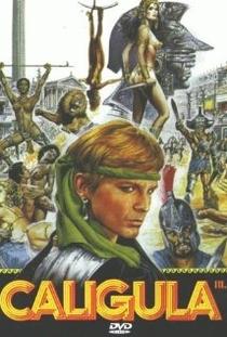 Escravas de Calígula - O Império do Sexo e da Violência - Poster / Capa / Cartaz - Oficial 1