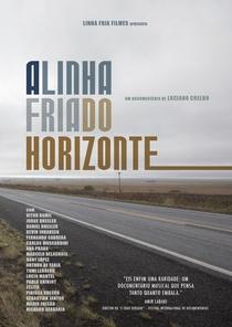 A Linha Fria do Horizonte - Poster / Capa / Cartaz - Oficial 1