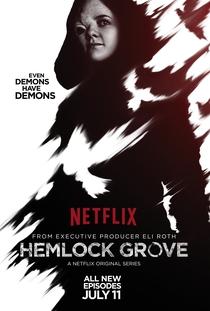 Hemlock Grove (2ª Temporada) - Poster / Capa / Cartaz - Oficial 7