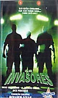 Os Invasores - Poster / Capa / Cartaz - Oficial 1