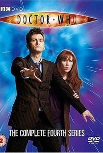 Doctor Who (4ª Temporada) - Poster / Capa / Cartaz - Oficial 2