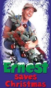 O Natal Maluco de Ernest - Poster / Capa / Cartaz - Oficial 2