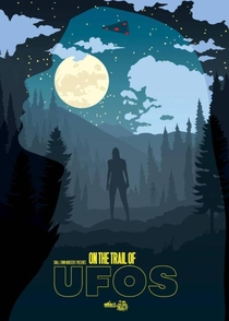On the Trail of UFOs - Poster / Capa / Cartaz - Oficial 1