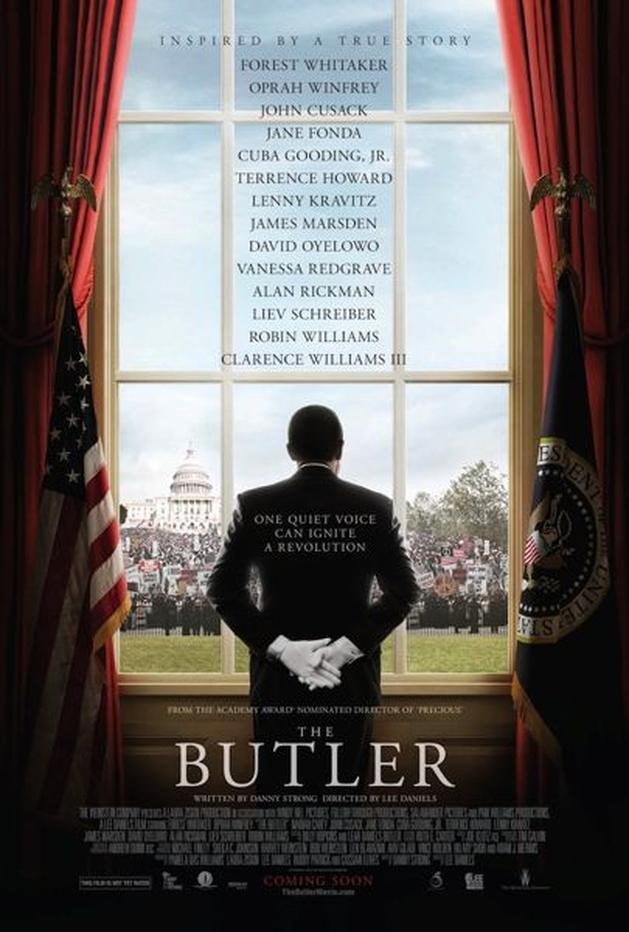 """Filme """"The Butler"""" sobre lendário mordomo da Casa Branca ganha primeiro poster"""