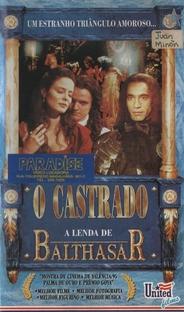 O Castrado - A Lenda de Balthasar  - Poster / Capa / Cartaz - Oficial 1