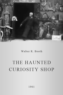 The haunted curiosity shop  - Poster / Capa / Cartaz - Oficial 1